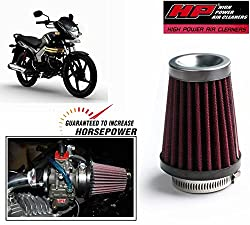 HP Long Cold Air Intake High Performance Air Filter-Mahindra Centuro