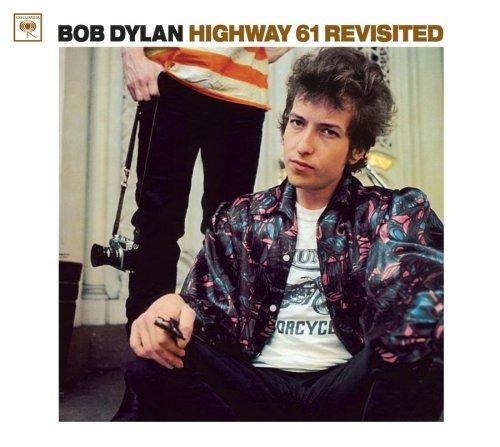 Highway 61 Revisited artwork