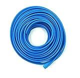 Automan 196 Zoll Flexible Dekorieren Innen Moulding Zierleisten Linie DIY 6 Farben (dunkelblau )