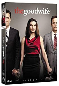 The good Wife, Saison 2 - Coffret 6 DVD