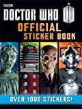 Doctor Who: Official Sticker Book SC