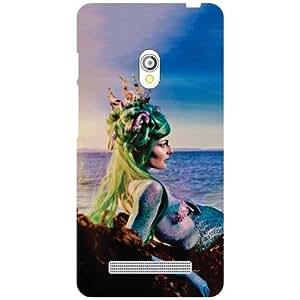Asus Zenfone 5 A501CG Back Cover - Sea Side Designer Cases
