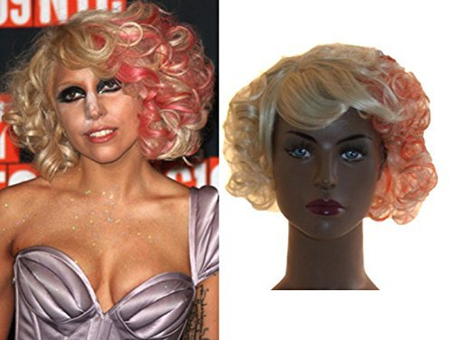 deluxe-lady-gaga-mtv-monster-ball-blonde-red-streak-curly-fashion-bob-wig