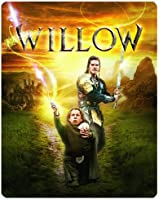 Willow - Limited Edition Steelbook [Blu-ray] [1988] [Region Free]