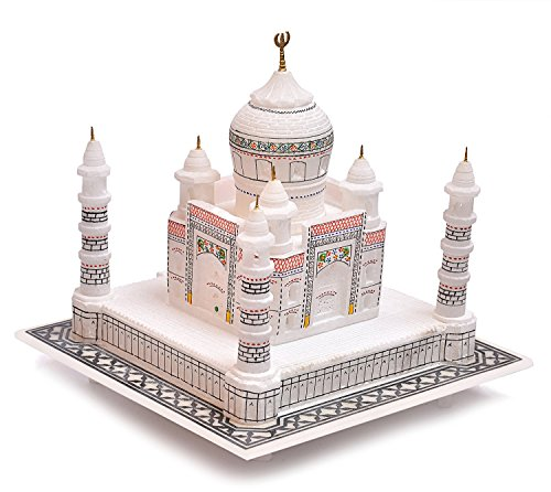 Artist Haat Taj mahal,taj mahal souvenir,taj mahal model,taj mahal replcia,indian gifts 6'' (Taj Mahal Model compare prices)