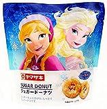 ヤマザキ ディズニー アナと雪の女王 シュガードーナツ 1セット(12個)