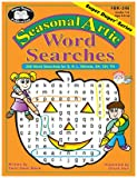 img - for Seasonal Artic Word Search Activity Sheets: for S, R, L, Blends, SH, CH, TH - Happy Holidays! book / textbook / text book