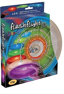 Nite Ize Flashflight Jr L.E.D. Illuminated Flying Disc