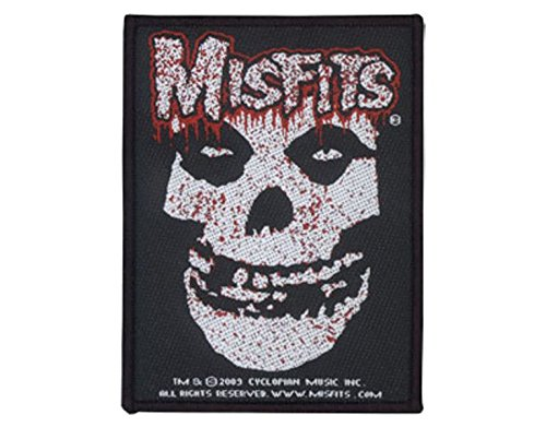 Misfits - Bloody Fiend - Toppa/Patch