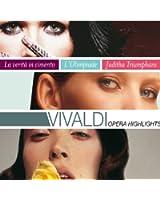Vivaldi : Le Meilleur de l'opéra de l'Edition Vivaldi Opus 111 (Coffret 3 CD)