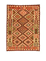 Kilim Carpets by Jalal Alfombra (Multicolor)
