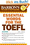 Essential Words for the TOEFL (Barron...