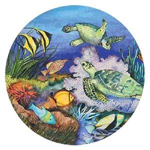 Sea Turtles Coaster (Set of 4)