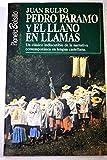 Pedro Paramo Y El Llano En Llamas (Coleccion Narrativas) (8408001795) by Juan Rulfo