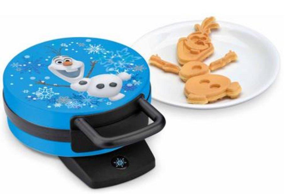 olaf waffle maker