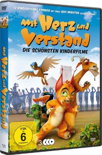 Mit Herz und Verstand - Die schönsten Kinderfilme (3 DVDs)