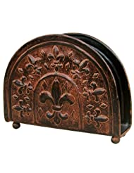Old Dutch Versailles Napkin Holder, 6-1 2 by 2 by 5-Inch by Old Dutch