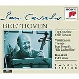 Pablo Casals plays the Beethoven Cello Sonatas