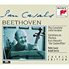 Beethoven: Complete Cello Sonatas; Variations on Zauberfl�te Themes [Explicit]