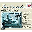 Beethoven: Complete Cello Sonatas; Variations on Zauberfl�te Themes