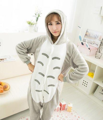 Next to my Neighbor Totoro pyjamas long sleeve unisex costume Halloween M size cosplay costume Ruleronline badge