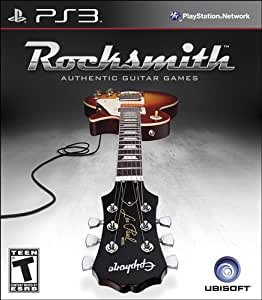 Rocksmith - PlayStation 3 Standard Edition