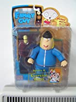 Family Guy Mezco Series 8 Action Figure Chris on Treadmill