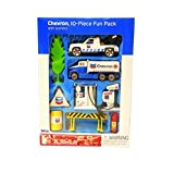 Chevron 10 Piece Fun Pack Tow Truck And Tanker Plus More