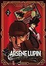 Arsène Lupin, tome 2 : Contre Sherlock Holmes, La lampe juive par Morita