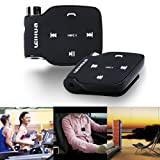 iRainy NFC Bluetooth Hands-Free Calling A2DP Audio Receiver Streaming Adapter for 3.5mm Devices Compatible with all Bluetooth Devices iPhone iPad iPod Samsung Android Blackberry Smartphones Tablets Laptops to Stereo Systems
