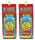 ライオンコーヒー チョコレートマカダミア 2個