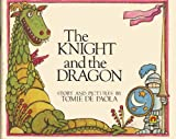 Knight and the Dragon (0416462502) by Paola, Tomie De