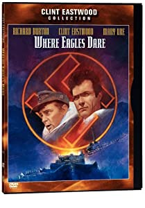 Where Eagles Dare (Clint Eastwood Collection)