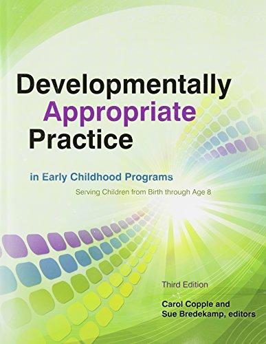 Developmentally Appropriate Practice in Early Childhood...