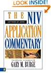 The Letters of John (The NIV Applicat...