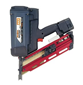 Max GS683CH-EX Cordless SuperFramer 34-Degree Nailer at Sears.com