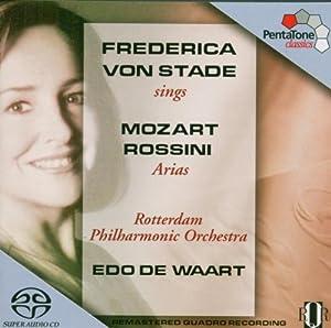 Frederica von Stade Sings Mozart & Rossini Arias [Hybrid SACD]