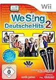 We Sing Deutsche Hits 2 inkl. 2 Mikrofone