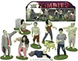 Flesh Eating Zombies Figure Set