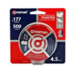 Crosman 7-P577 Pointed 0.177 Caliber...