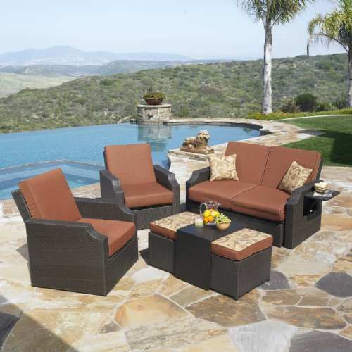 2pk Sedona Seating Patio Chairs By Mission Hills Best Patio Furniture Reviews