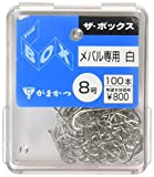 がまかつ(Gamakatsu) ザ・ボックス メバル専用(白) 8