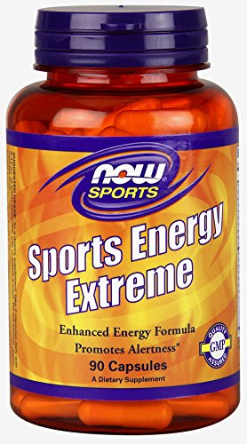 Now Foods Sports Energy Extreme Caps, 90 Count (Now Energy Capsules compare prices)