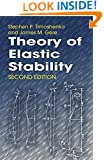 Theory of Elastic Stability (Dover Civil and Mechanical Engineering)