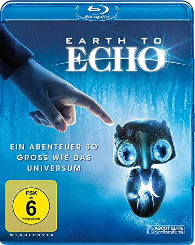 Earth to Echo - Ein Abenteuer so groß wie das Universum [Blu-ray]