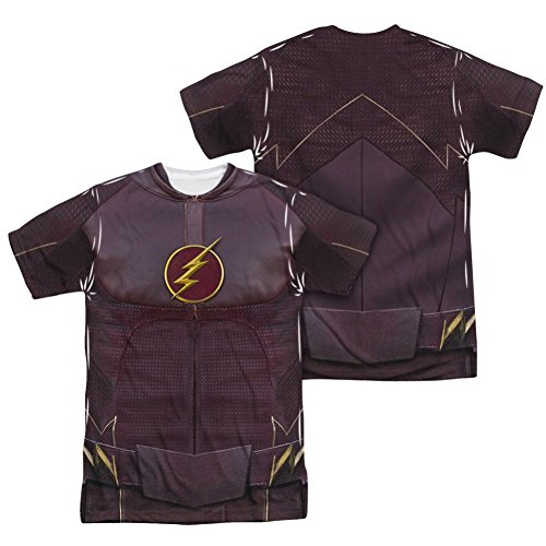 Sublimation Front/Back Uniform The Flash T-Shirt