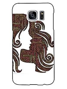 Samsung Galaxy S7 Edge Mobile Case Back Cover for Girls GR(5)SGS7E