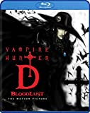 Vampire Hunter D Bloodlust [Blu-ray] [Import]