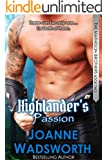 Highlander's Passion (The Matheson Brothers Book 2)