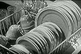 Classic Dishwashing Machine Promotional Film DVD: 1950 Kitchen Appliance Dishwasher Machine Film
